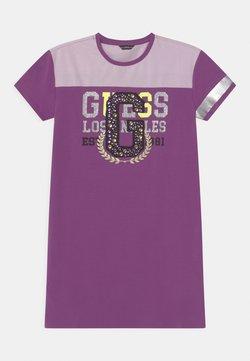 Guess - JUNIOR - Jerseykleid - purple