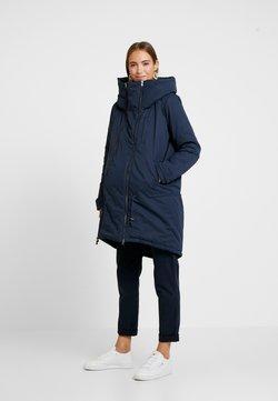 MAMALICIOUS - Winterjacke - navy blazer