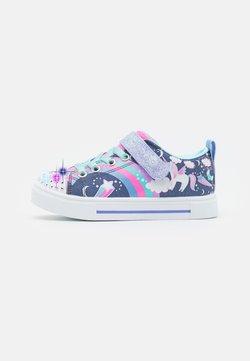Skechers - TWINKLE SPARKS - Sneakers - navy/multicolor