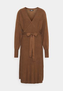 Zign - Strickkleid - dark brown