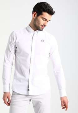 La Martina - SLIM FIT - Overhemd - optic white
