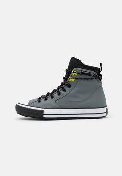 Converse - CHUCK TAYLOR ALL STAR UNISEX - Sneakers hoog - limestone grey/black/white