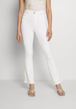 Dr.Denim - MOXY - Flared jeans - off white