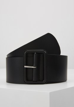 Zign - LEATHER - Vyö - black