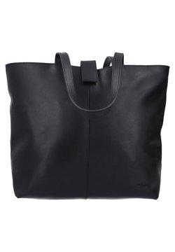 Gusti Leder - Shopping Bag - schwarz
