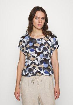 Cartoon - MASSTAB - T-Shirt print - dark blue/taupe