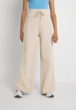Nly by Nelly - MY BEST PANTS - Jogginghose - beige