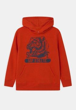 GAP - BOYS GREAT - Sweater - grenadine orange