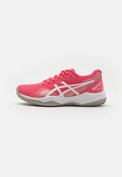 ASICS - GEL-GAME 8 CLAY - Zapatillas de tenis para tierra batida - pink cameo/white