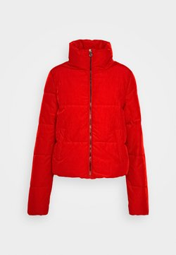 ONLY Tall - ONLDOLLY PUFFER JACKET - Winterjacke - mars red