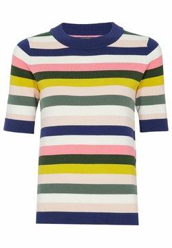 Boden - ABINGDON  - T-Shirt print - bunt, gestreift