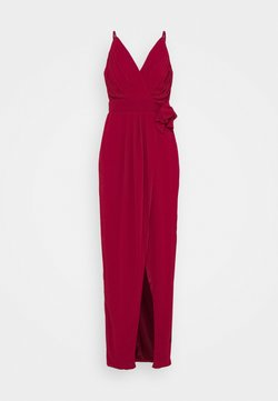 TFNC - HAZE MAXI - Occasion wear - dark red