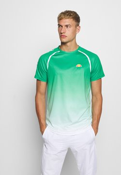 Ellesse - NOVALE - Print T-shirt - green