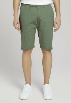 TOM TAILOR - Shortsit - light mint green