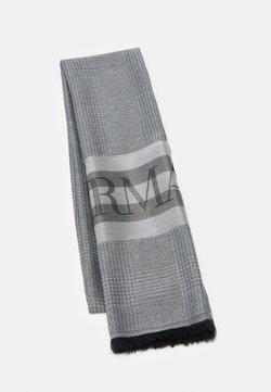 Emporio Armani - STOLA  - Scarf - grigio vinile/vinyl grey