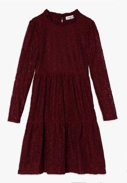 Mini Molly - GIRLS DRESS - Cocktailkleid/festliches Kleid - dark red