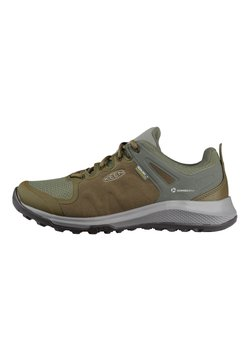 Keen - EXPLORE WP - Walkingschuh - dusty olive/drizzle