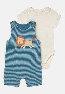 Marks & Spencer London - LION BABY SET - T-Shirt basic - blue