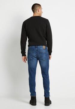 Only & Sons - ONSLOOM DAMAGE - Jeans Slim Fit - blue denim