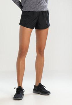 Nike Performance - Pantalón corto de deporte - black/black/black/wolf grey