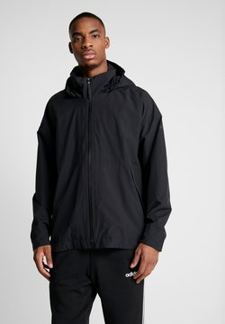 adidas Performance - URBAN RAIN.RDY - Regnjakke - black
