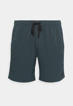 4F - HERREN FUNKTIONSSHORTS FATIH - Pantalón corto de deporte - khaki