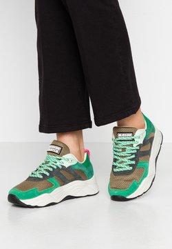 Scotch & Soda - CELEST - Sneakers laag - green/multicolor