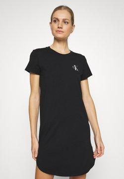 Calvin Klein Underwear - CK ONE LOUNGE NIGHTSHIRT - Nachthemd - black