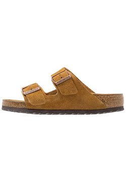 Birkenstock - ARIZONA SOFT FOOTBED UNISEX - Tofflor & inneskor - tan