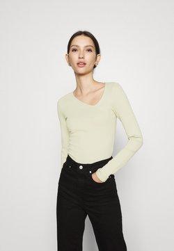 Monki - DAISY  - Bluzka z długim rękawem - green