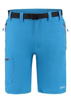Meru - PORTO - Outdoor Shorts - blue