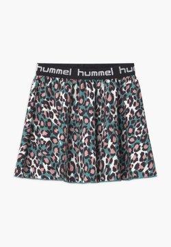 Hummel - NANNA - A-snit nederdel/ A-formede nederdele - oil blue