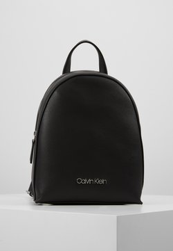 Calvin Klein - MUST BACKPACK - Reppu - black