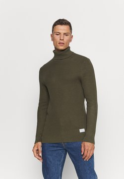 Pier One - Pullover - oliv