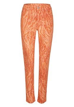 Angels - Jeans Straight Leg - orange