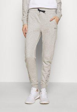 Fila - LAILA - Jogginghose - light grey melange/bright white