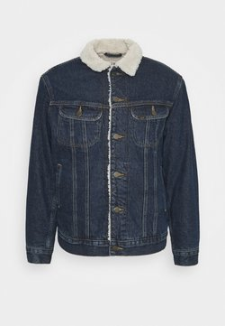 Lee - JACKET - Winterjacke - dark blue denim
