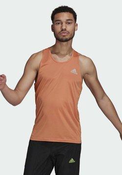 adidas Performance - OWN THE RUN - Linne - orange