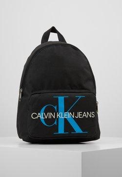 Calvin Klein Jeans - SPORT ESSENTIAL BACKPACK - Reppu - black