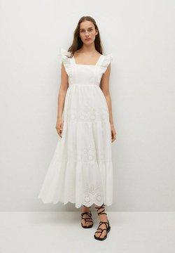Mango - Vestido informal - white