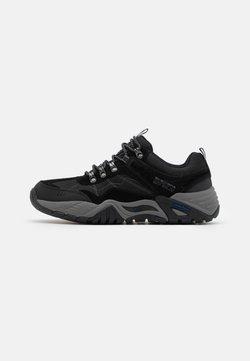 Skechers - ARCH FIT RECON HARBIN - Sneakersy niskie - black