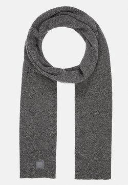 KnowledgeCotton Apparel - SCARF - Schal - dark grey