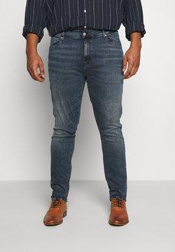 Calvin Klein Jeans Plus - Jeans Slim Fit - blue grey