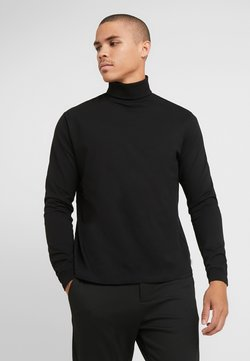Woodbird - AMIN TURTLENECK - Langærmede T-shirts - black