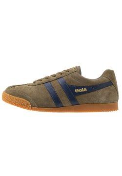 Gola - HARRIER - Sneakers laag - khaki/navy