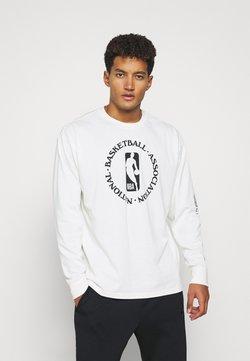 Nike Performance - NBA MOVE TO LONG SLEEVE - Pitkähihainen paita - pure