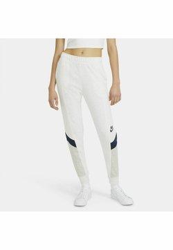 Nike Sportswear - Jogginghose - birch heather/grey heather/midnight navy/(black)