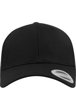 Flexfit - CURVED CLASSIC SNAPBACK - Cap - black
