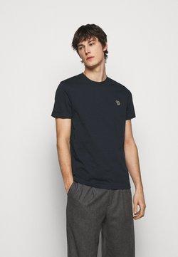 PS Paul Smith - MENS SLIM FIT ZEBRA - T-Shirt print - dark blue