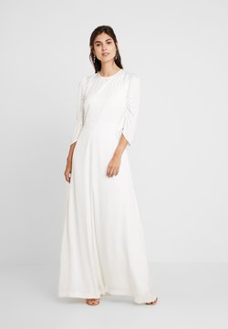 IVY & OAK BRIDAL - BRIDAL DRESS WITH SLEEVES LONG - Robe de cocktail - snow white